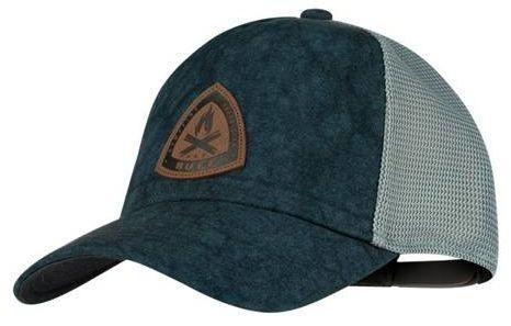BUFF Czapka z daszkiem TRUCKER CAP Lowney Blue