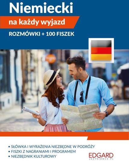 Pakiet niemiecki na każdy wyjazd rozmówki / 100 fiszek - Opracowanie Zbiorowe