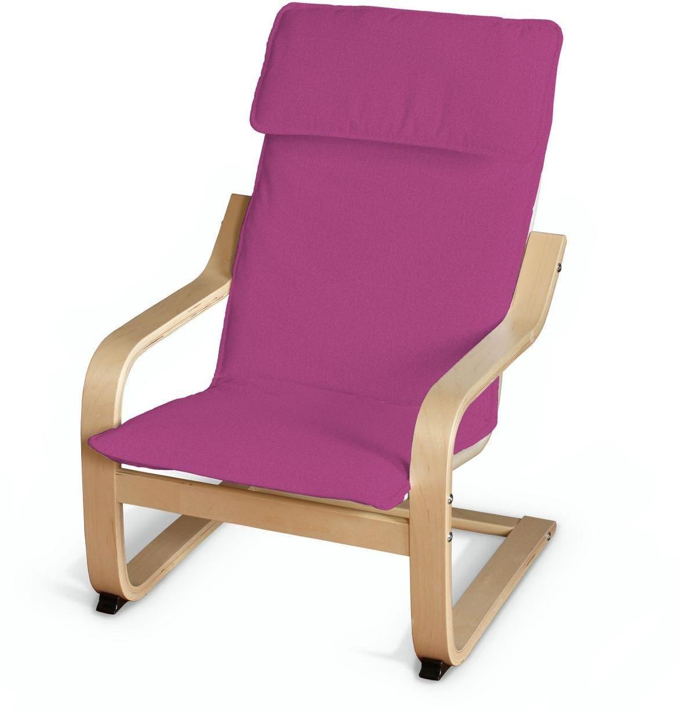 Poduszka na fotelik dziecięcy Poäng, amarant, fotelik dziecięcy Poäng, Etna