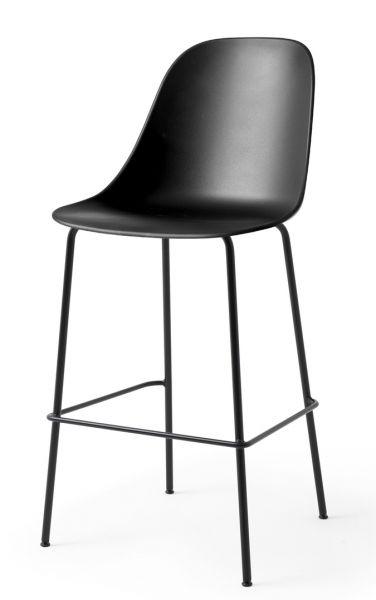 Menu HARBOUR SIDE Krzesło Barowe 112 cm Hoker Czarny