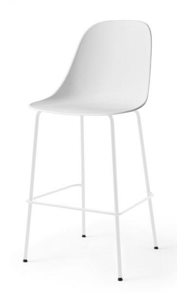 Menu HARBOUR SIDE Krzesło Barowe 112 cm Hoker Jasnoszary