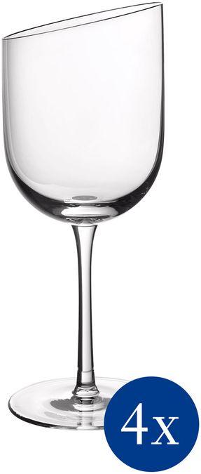 Zestaw kieliszków do czerwonego wina (4 szt.) New Moon Villeroy & Boch
