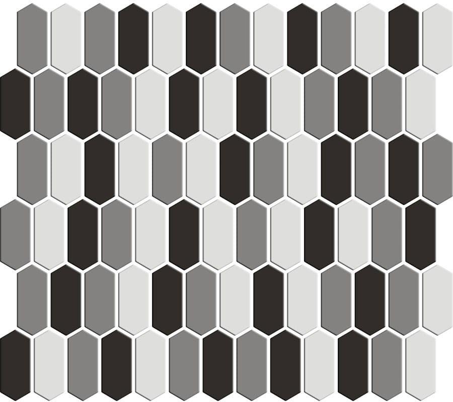 MIDAS - Mozaika szklana 6mm A-MBO06-XX-010