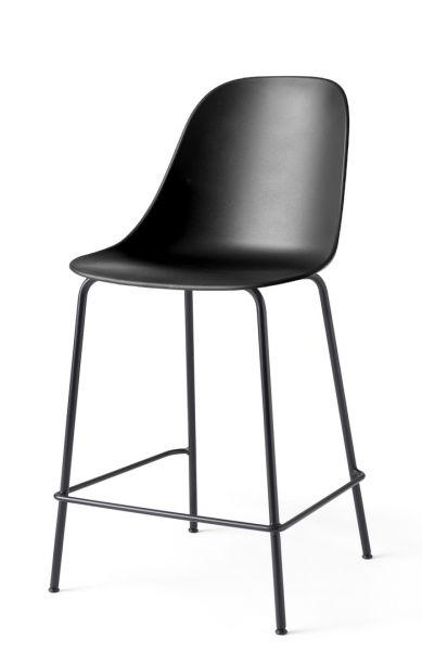 Menu HARBOUR SIDE Krzesło Barowe 102 cm Hoker Czarny