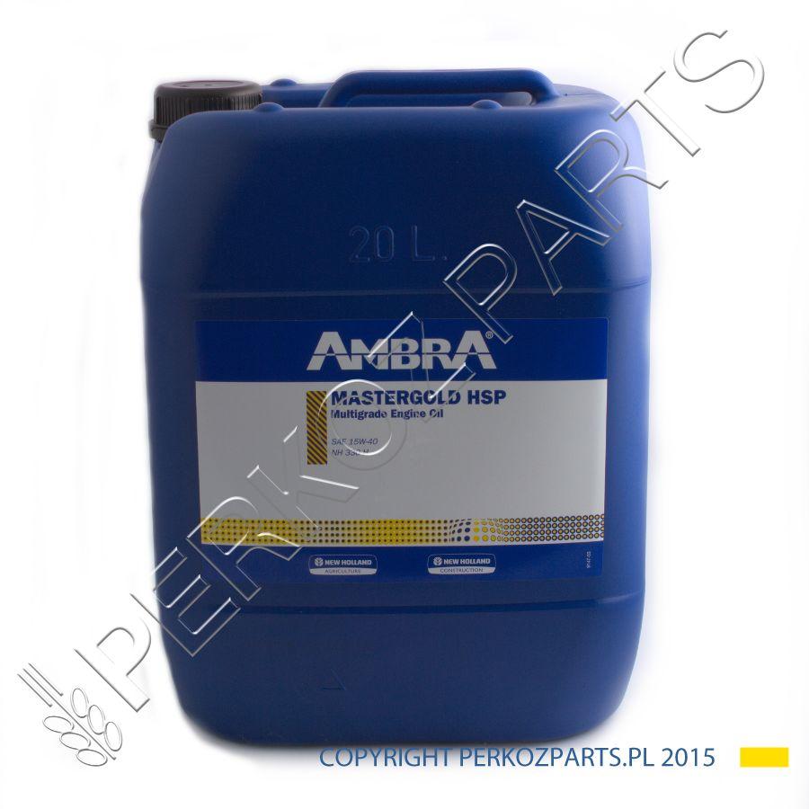 AMBRA MASTER GOLD 15W40 BAŃKA 20L