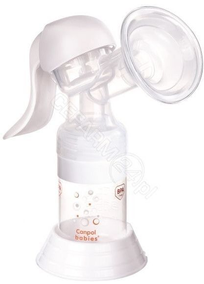 Canpol Babies Laktator ręczny Basic