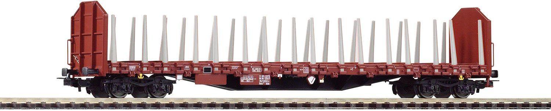 Piko 58900 wózek transportowy do drewna macierzystego Roos DB Cargo bez załadunku, Ep. V, pojazd szynowy, brązowy