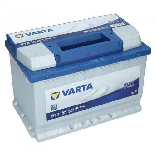 Akumulator VARTA Blue Dynamic E12 12V 74Ah 680A (EN) L+