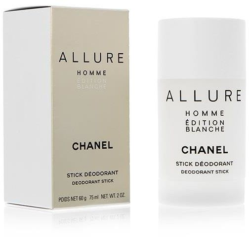 Chanel Allure Homme Blanche Edition dezodorant w sztyfcie - 75ml