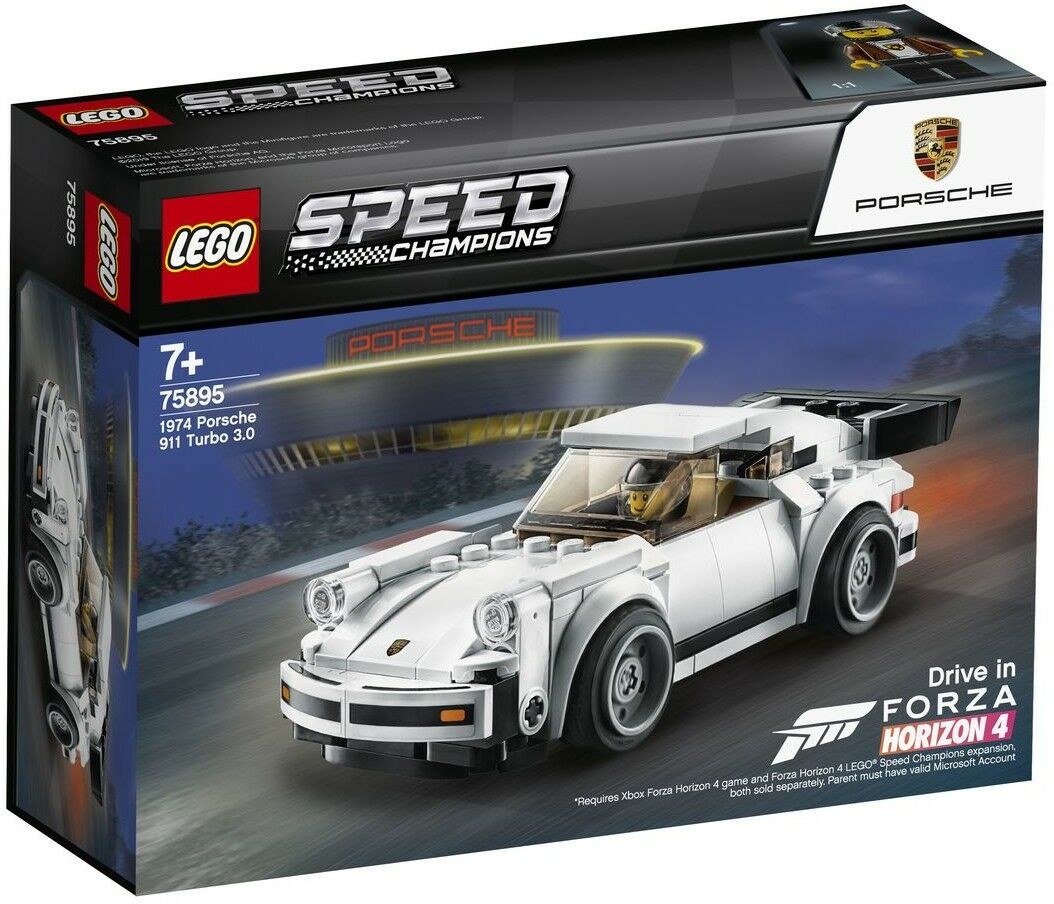LEGO - SPEED CHAMPIONS - FERRARI F8 TRIBUTO - 76895