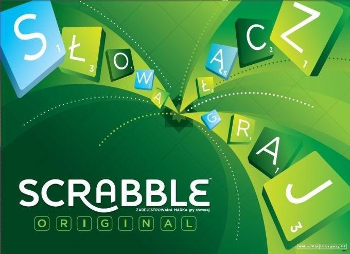 Mattel - Scrabble Original Y9616