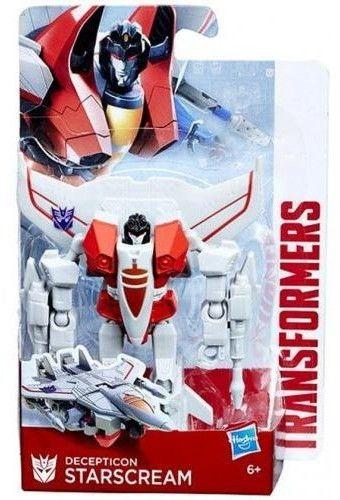 Hasbro Figurka Transformers Authentics Bravo Starscream