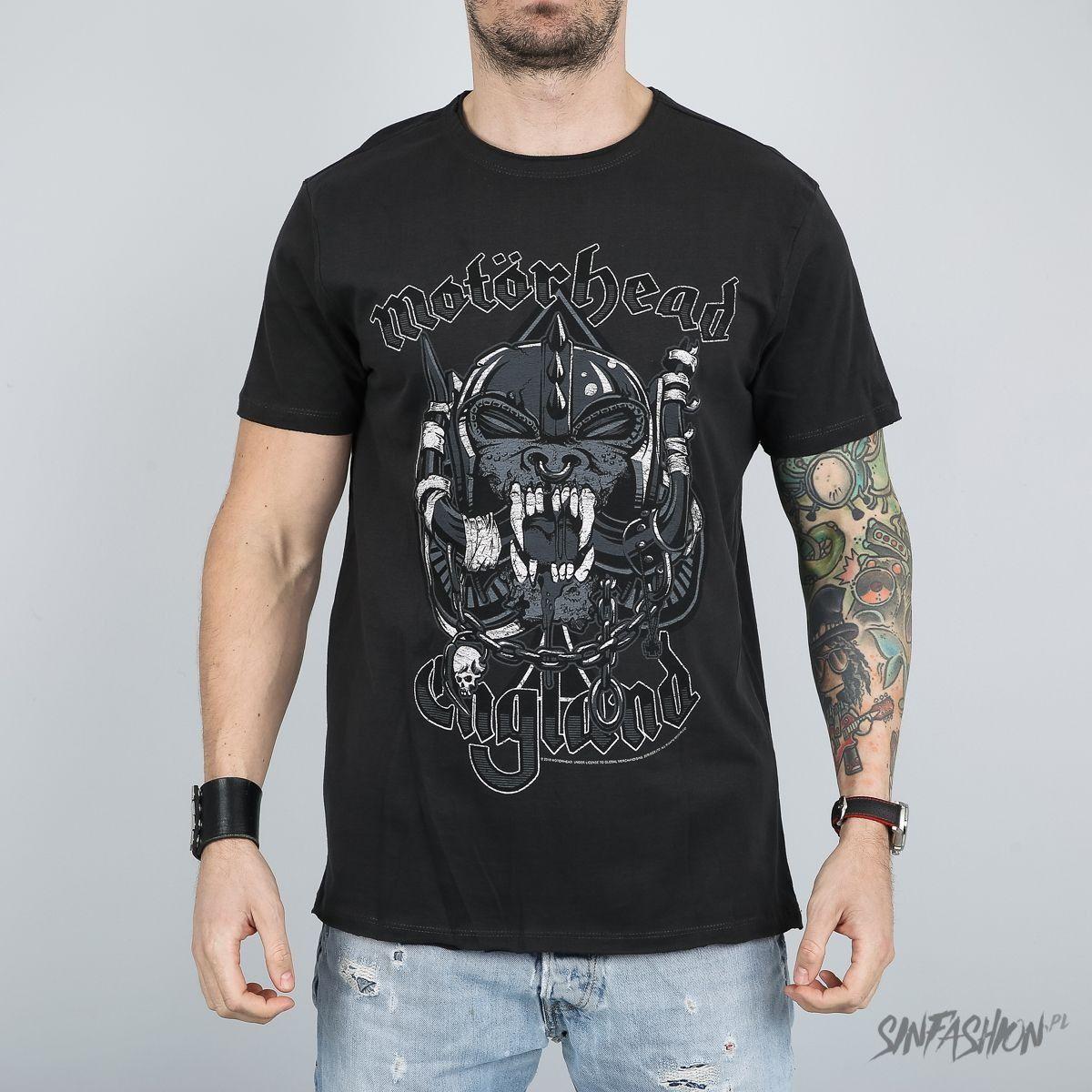 Koszulka amplified motorhead sluggletooth