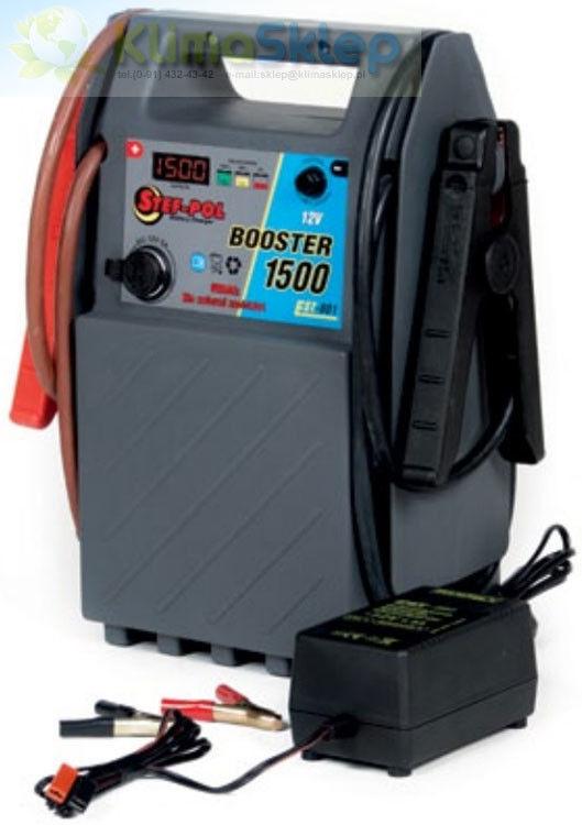 Przenośne urządzenie rozruchowe EST-801 12V/1500