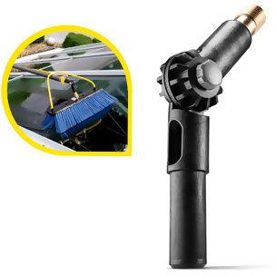 Złącze kątowe do podłączania lanc teleskopowych i szczotek, do HD/HDS, Karcher AUTORYZOWANY PARTNER KARCHER KARTA 0ZŁ POBRANIE 0ZŁ ZWROT 30DNI RATY GWARANCJA D2D WEJDŹ I KUP NAJTANIEJ