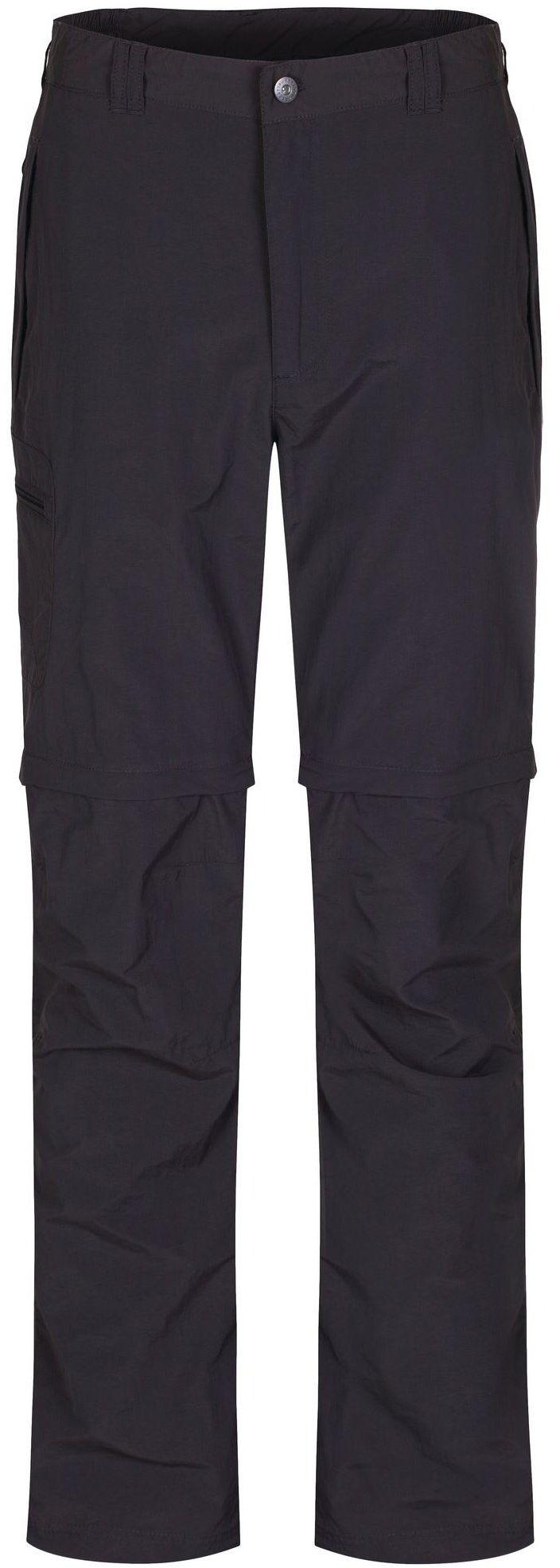 Regatta Leesville spodnie męskie z odpinanymi nogawkami szary popielaty 30