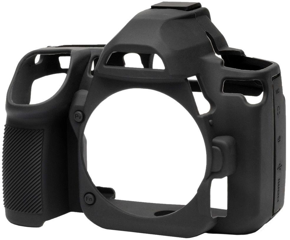 Osłona silikonowa easyCover do aparatu Nikon D780 czarna - WYSYŁKA W 24H