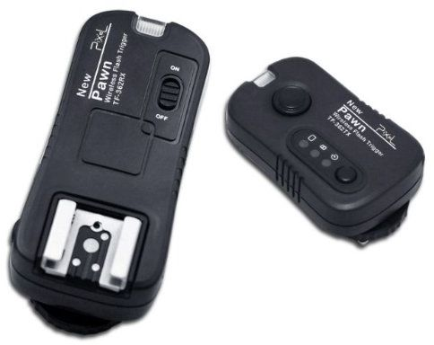 Pixel Zestaw wyzwalaczy radiowych Pawn TF-362 do Nikon