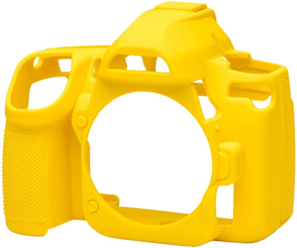 Osłona silikonowa easyCover do aparatu Nikon D780 żółta