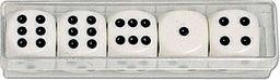 Kości do gry Piatnik Oczkowe (22mm) ZAKŁADKA DO KSIĄŻEK GRATIS DO KAŻDEGO ZAMÓWIENIA