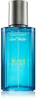 Davidoff Cool Water Wave woda toaletowa dla mężczyzn 40 ml