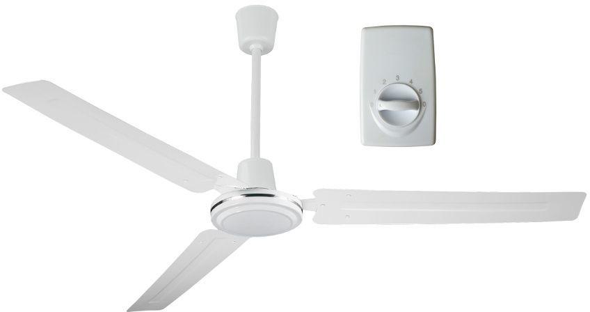 Wentylator sufitowy Daxton Fan AIR POWER 142 cm z regulatorem naściennym ** WYSYŁKA 24h! **