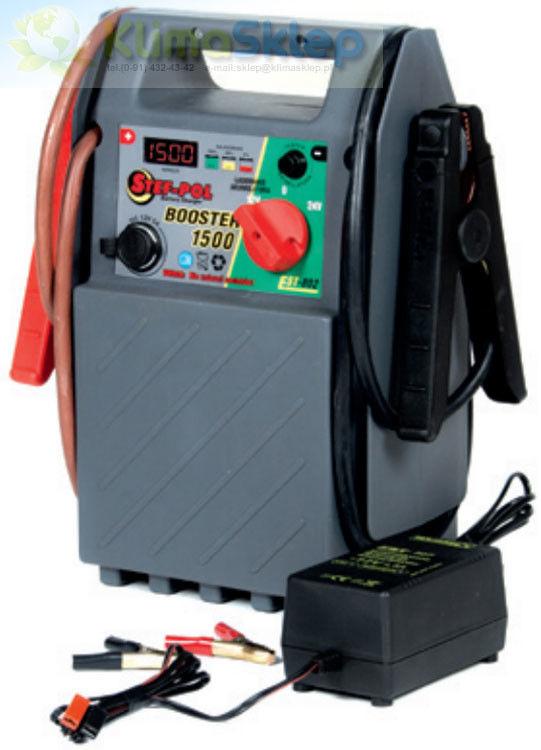 Przenośne urządzenie rozruchowe EST-802 12V/24V/1500