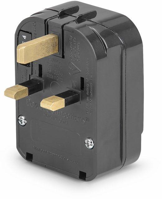 Podróżny adapter UE dla Wielkiej Brytanii (230 V)
