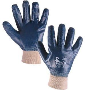 Rękawice robocze ARET nitryl CXS