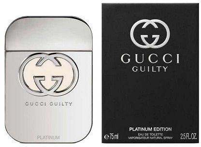 Gucci Guilty Woman Platinium Edition woda toaletowa - 50ml Do każdego zamówienia upominek gratis.