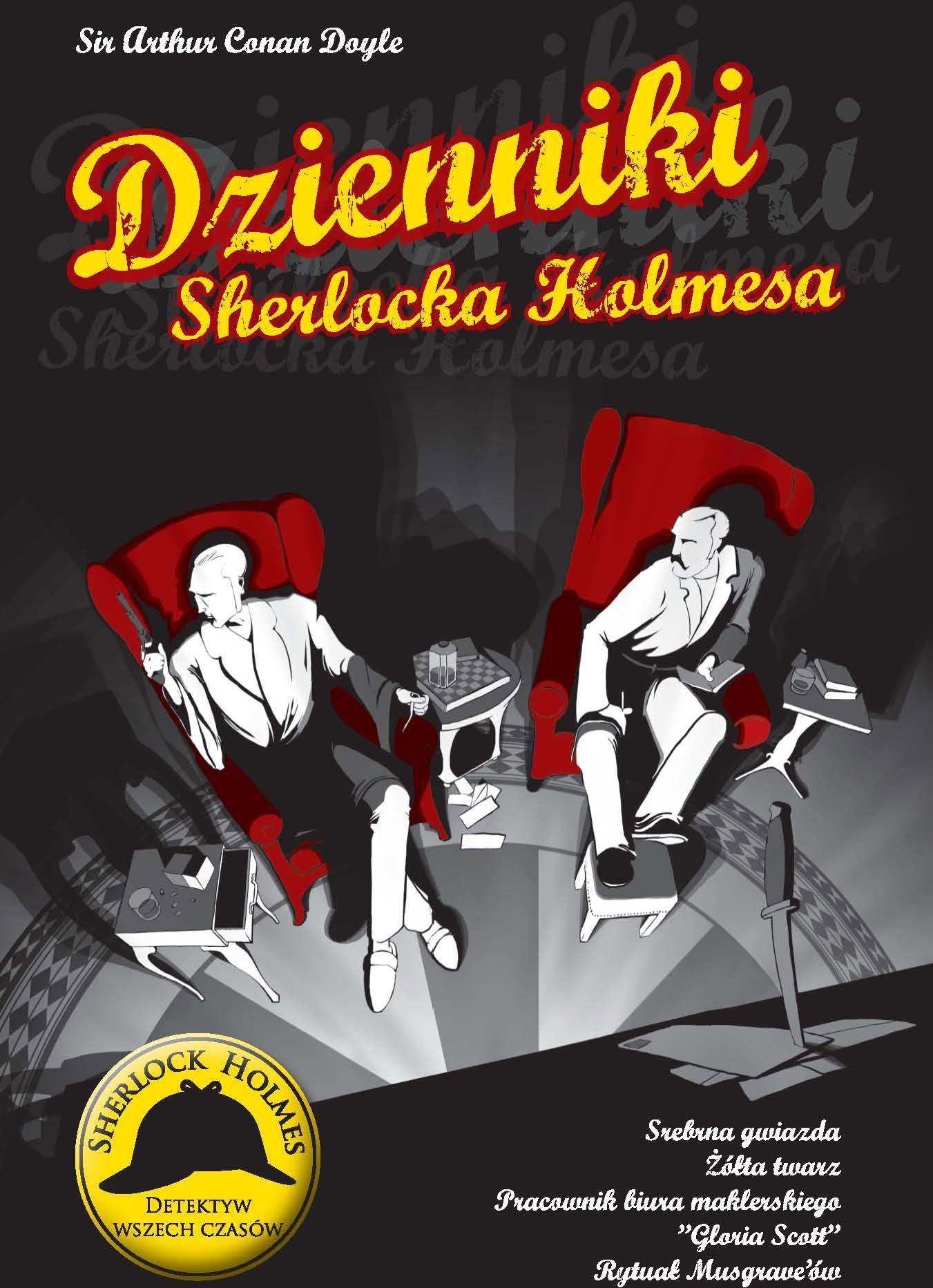 Dzienniki Sherlocka Holmesa - Arthur Conan Doyle - ebook