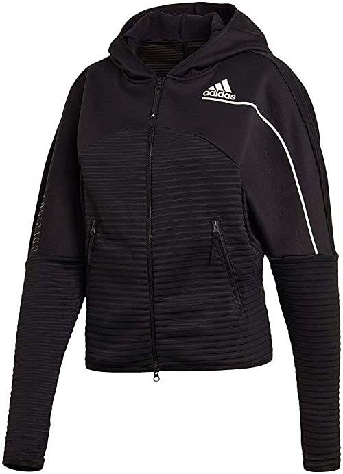 adidas Damska bluza W ZNE A H C.RDY, czarna, 1X