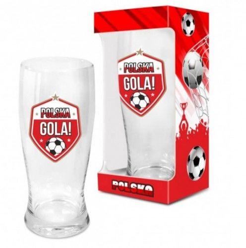 Szklanka do piwa dla Kibica, Polska Gola 500 ml