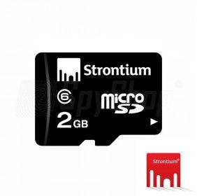 Karta microSD 2GB Strontium