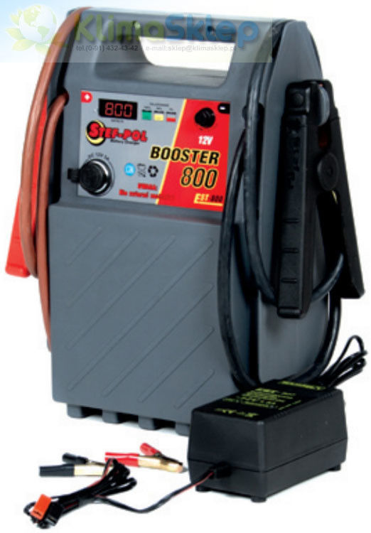 Przenośne urządzenie rozruchowe EST-800 12V/800A