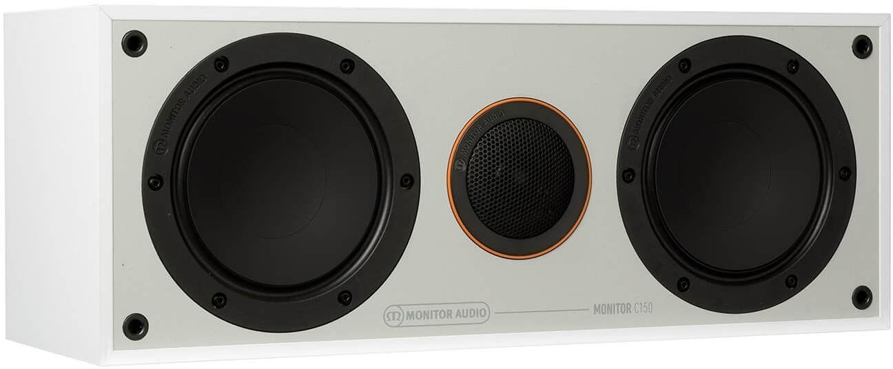 Monitor Audio Monitor C150 White +9 sklepów - przyjdź przetestuj lub zamów online+