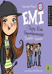 Emi i Tajny Klub Superdziewczyn. Tom 5. Źrebaki i rumaki - Audiobook.