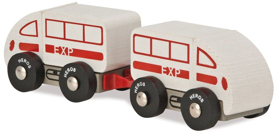 Heros 100014506 - pojazdy budowlane, pociąg