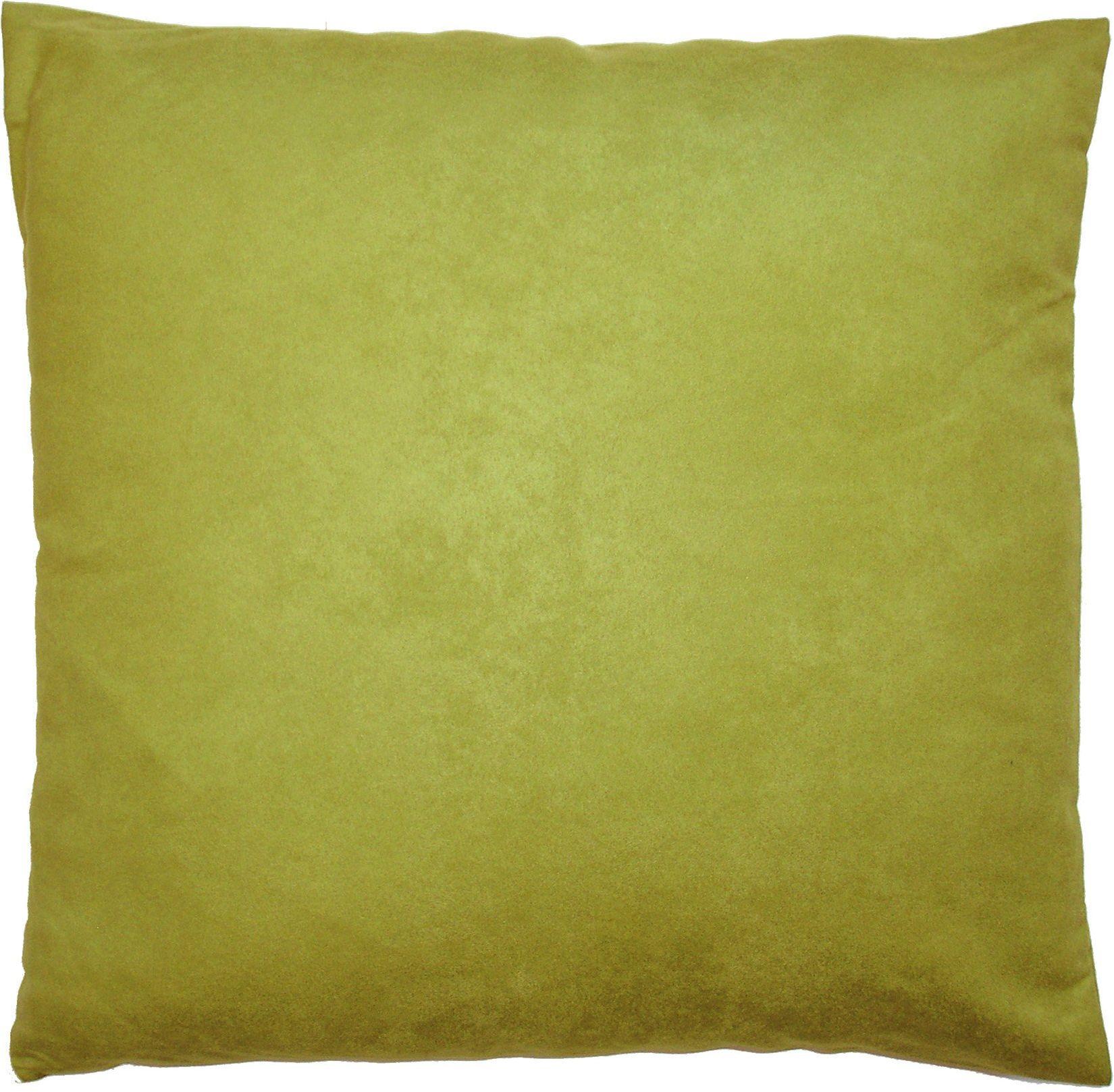 Bel Air Picadilly 0SG1001-0057 poduszka z sztucznego jedwabiu, odporna na zabrudzenia, z zamkiem błyskawicznym, 45 x 45 cm, pianka
