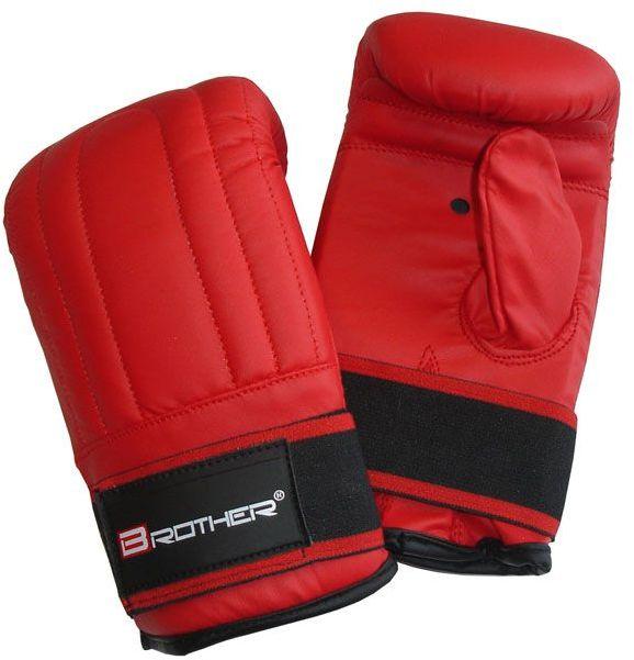Rękawice bokserskie worek treningowy - rozmiar L