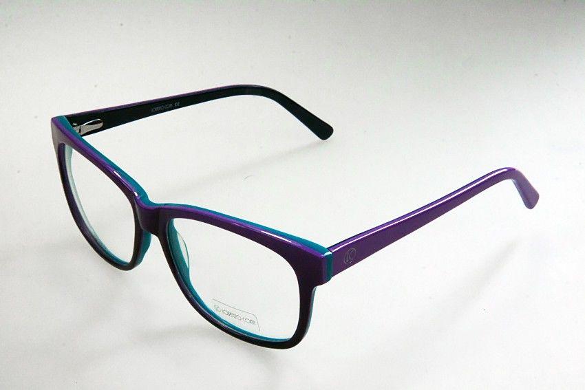 Oprawki okularowe Lorenzo KB13270 c1 fioletowe