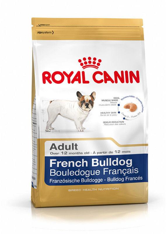 ROYAL CANIN French Bulldog Puppy 10kg karma sucha dla szczeniąt do 12 miesiąca, rasy bulldog francuski