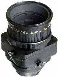 Nikon PC-E 85mm f/2.8D Czarny