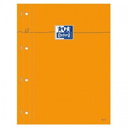 Notatnik OXFORD Everyday A4+/80k kratka otwierany z boku 100106289