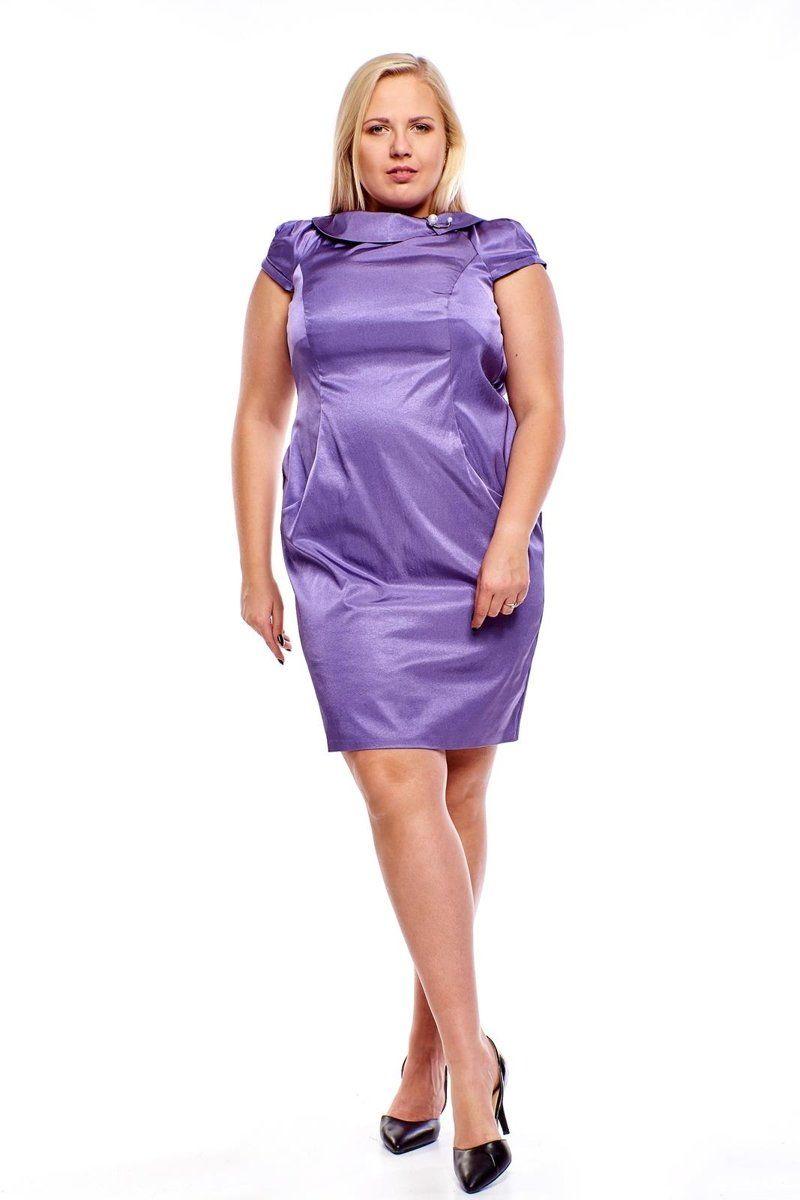 Sukienka FSU213 WRZOSOWY