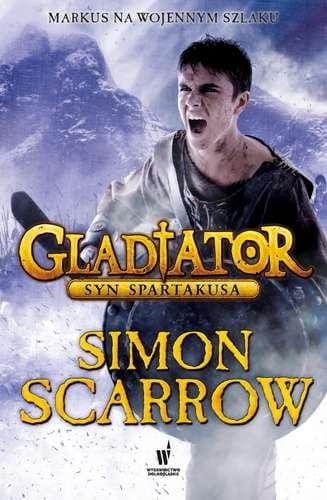 Gladiator Syn Spartakusa Simon Scarrow