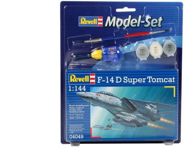 Model do sklejania Set F-14D Super Tomcat