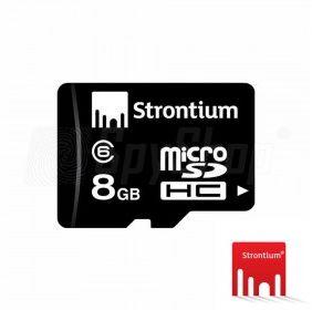 Karta microSDHC 8GB Strontium