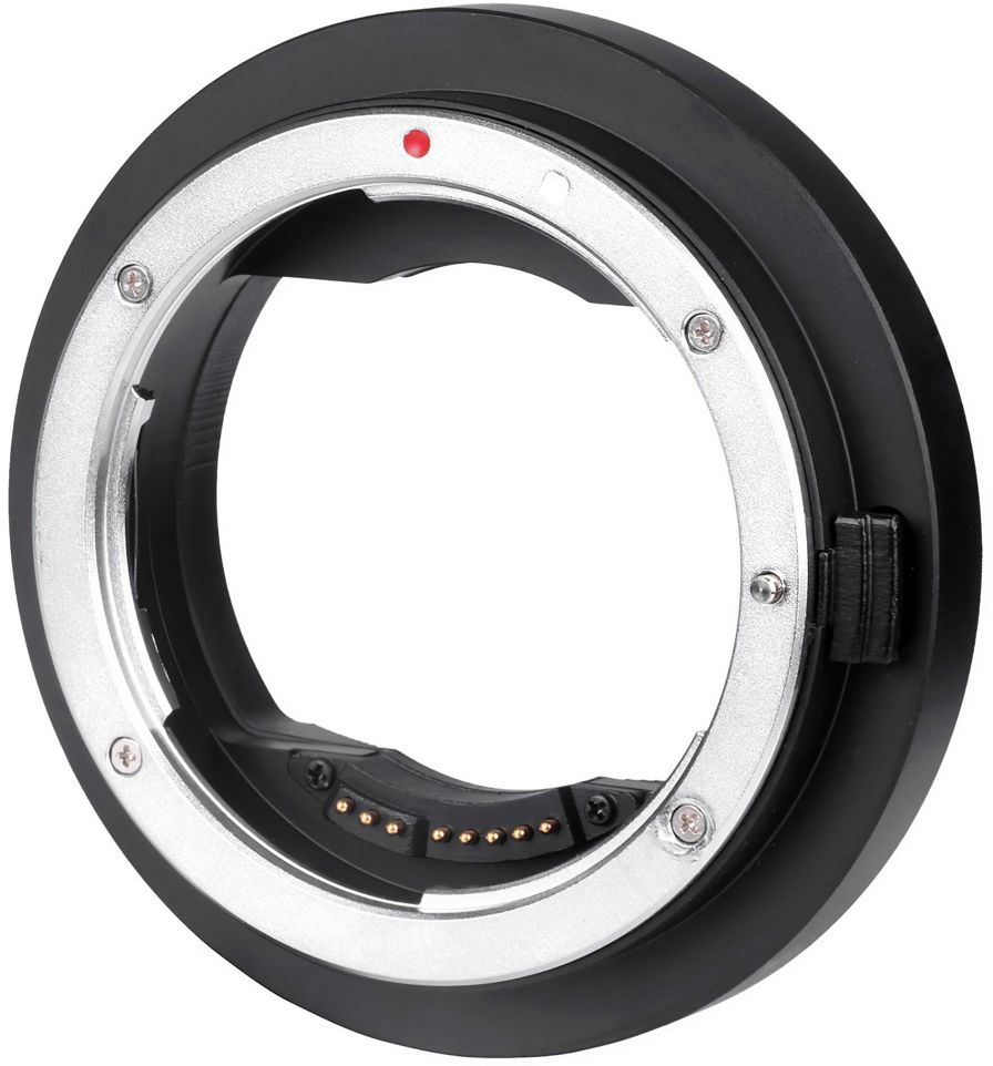 Adapter Viltrox EF-GFX - Canon EF do Fuji GFX