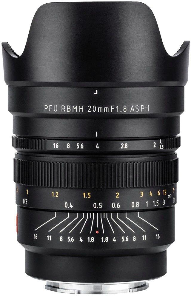 Obiektyw Viltrox 20mm F1.8 Sony E